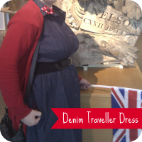 denim traveller dress