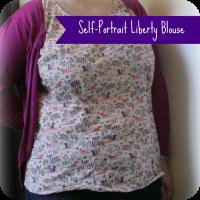 self-portrait blouse