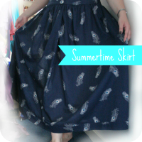 summertime skirt