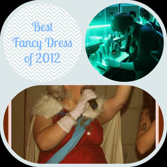 fancy dress 2012