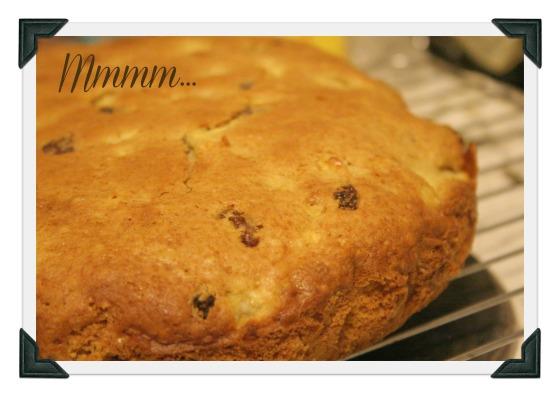 apple cake mmmm