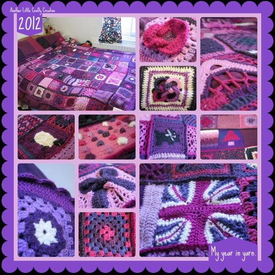 My year in crochet